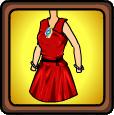 2012 Valentine's Day Formal Dress (red)