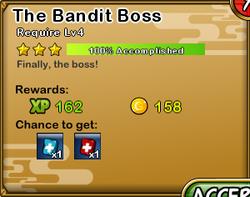 The Bandit Boss 3