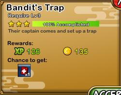 Bandit's Trap 3