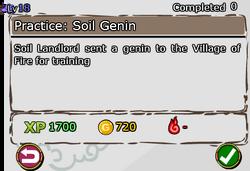 Practice - Soil Genin