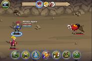 Reindeer Club Leader - Random Battle 01