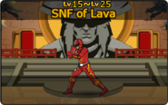 SNF of Lava