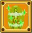 Saint blessing