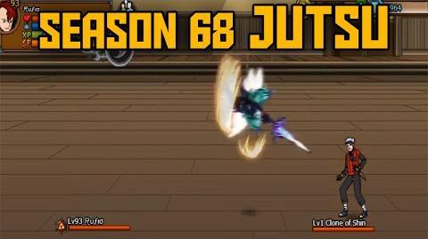 Ninja Saga - Season 68 Kinjutsu-Cruel Angel by Renaldo Balaj