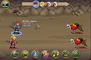 Reindeer Club Leader - Random Battle 02