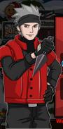 Shin (Ninja Scratch Card)