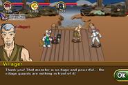 The Gobi's Arrival - Villager 1