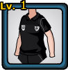 Referee Uniform (2012) (male)