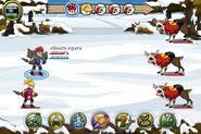 Reindeer's Strike - Battle 01