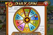 Daily Spin (iOS v1.2.3)