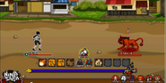 Fierce Cat - Battle 01