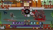 The Released Beast - Battle 01