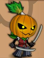 Kabocha Samurai