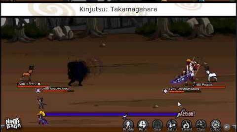 Ninja Saga Challenge Friend Emblem Elite Clan Master