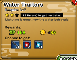 Water Traitors 2