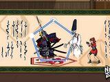 Divine Wind of Onmyousamurai
