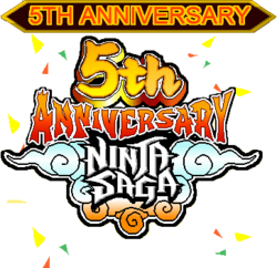 Logo 5th anniversary