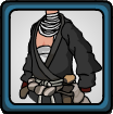 Nocturnal Vagrant Suit (male)