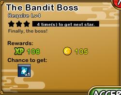 The Bandit Boss 1