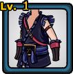 Secret Waistcoat Armor (male)