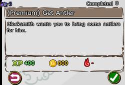 (Premium) Get Antler