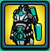 Mech Ninja Set (Silver)