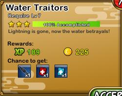 Water Traitors 3
