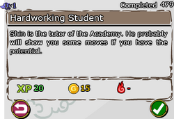 Hardworking Student 2 - 2nd update