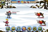 Reindeer's Strike - Random Battle 02