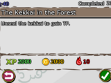 The Kekkai in the Forest