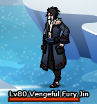 Vengeful Fury Jjin