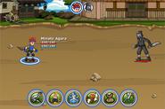 Ninja thieves! - Round 1