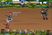 Bandit's Trap - B1, Round 2