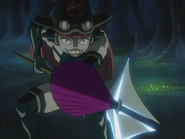 Magai spear form