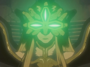 Mufu using his power