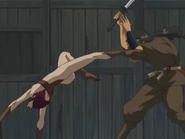 Nekome agile fighting style