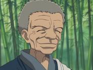 Genza smiling