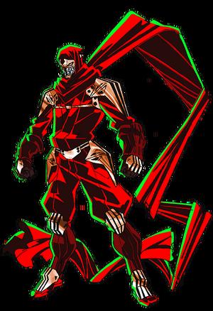 Ninja Slayer anime crop