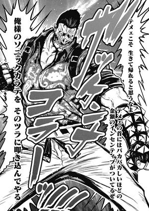 Sonic Boom Manga