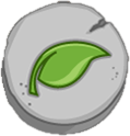 Blowing-leaf