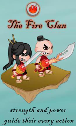 The fire clan photoshop
