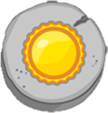 Solar-charm