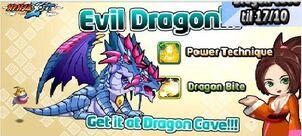 Event dragon cave