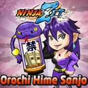 Orochi Hime Sanjo