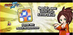 Special quest taichi dojo