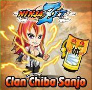 Clan Chiba Sanjo Event