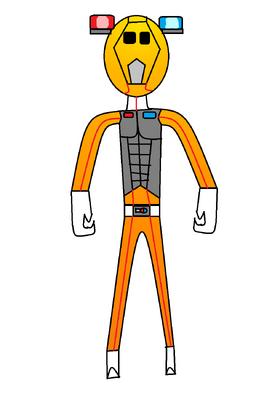 TokusouYellow Armor