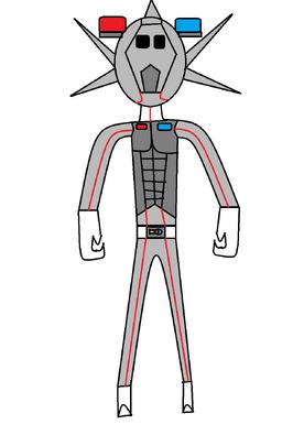 TokusouSilver Armor