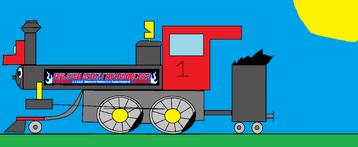 Bernie the Steam Enigine