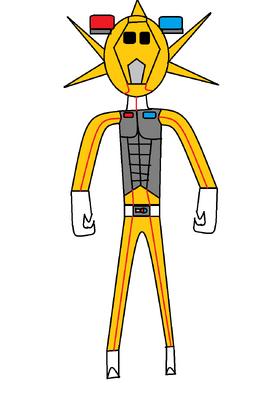 TokusouGold Armor